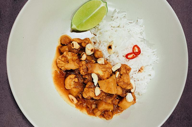 Indisches Kartoffel-Blumenkohl-Curry - Aloo Gobi